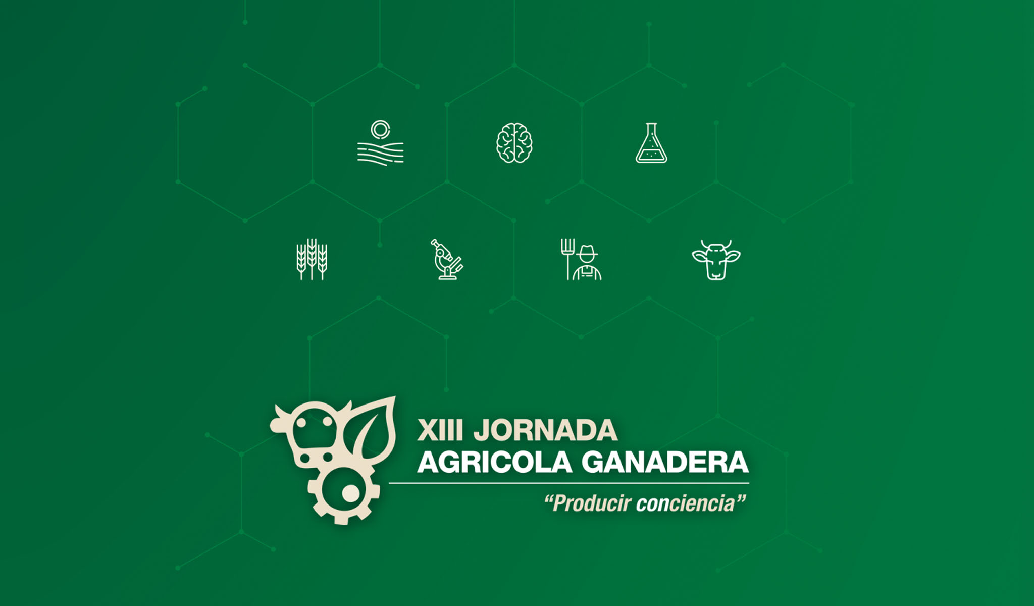 XIII Jornada Agrícola Ganadera