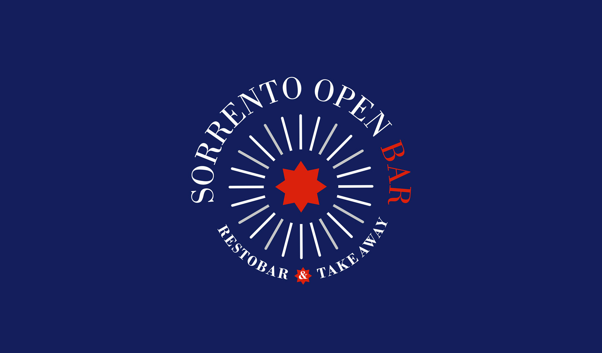 Sorrento Open Bar